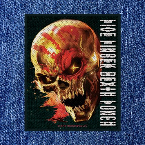 Five Finger Death Punch Aufn/äher And Justice for none
